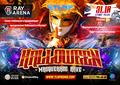 31.10.2014 - HALLOWEEN. Masquerade Rave @ Ray Just Arena (Москва)